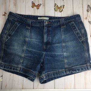 Tommy Hilfiger Size 14 Denim Shorts